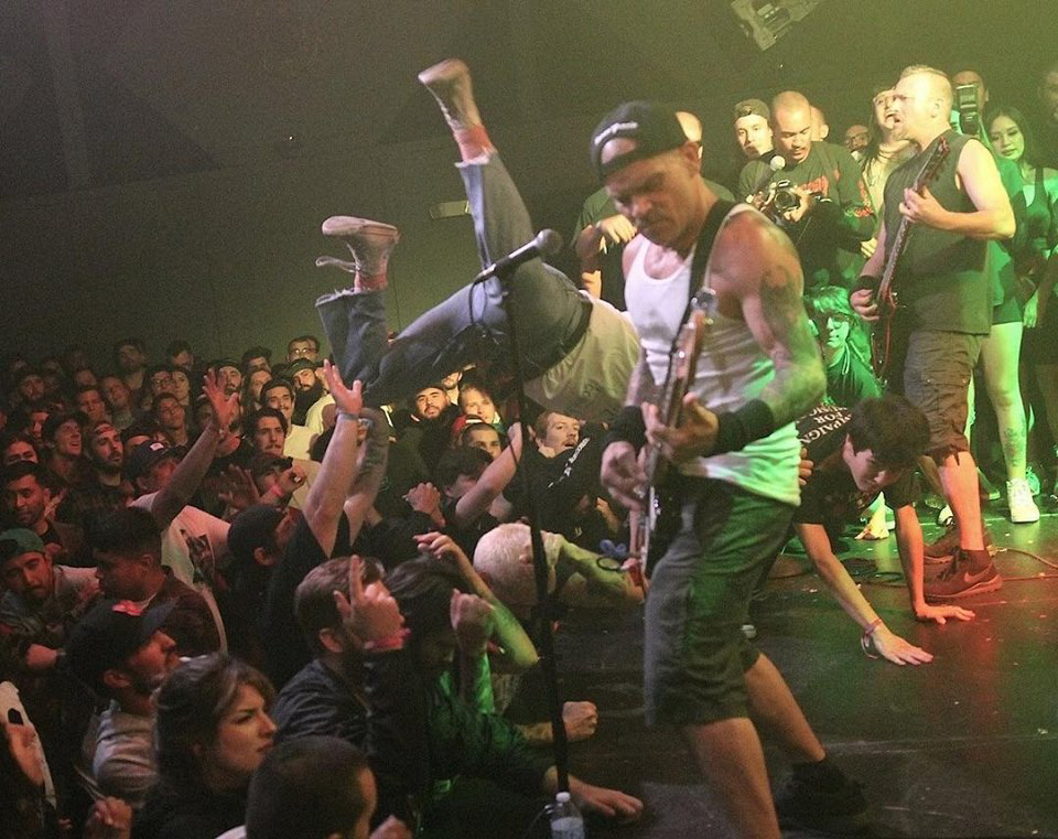 Cro-Mags Tour Stories & War Stories: The Austin Brawl